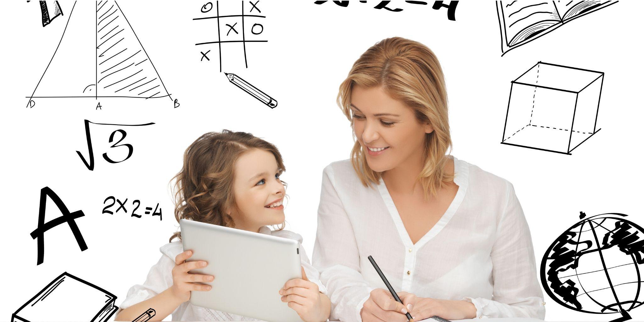 Mathe lernen für Kinder
