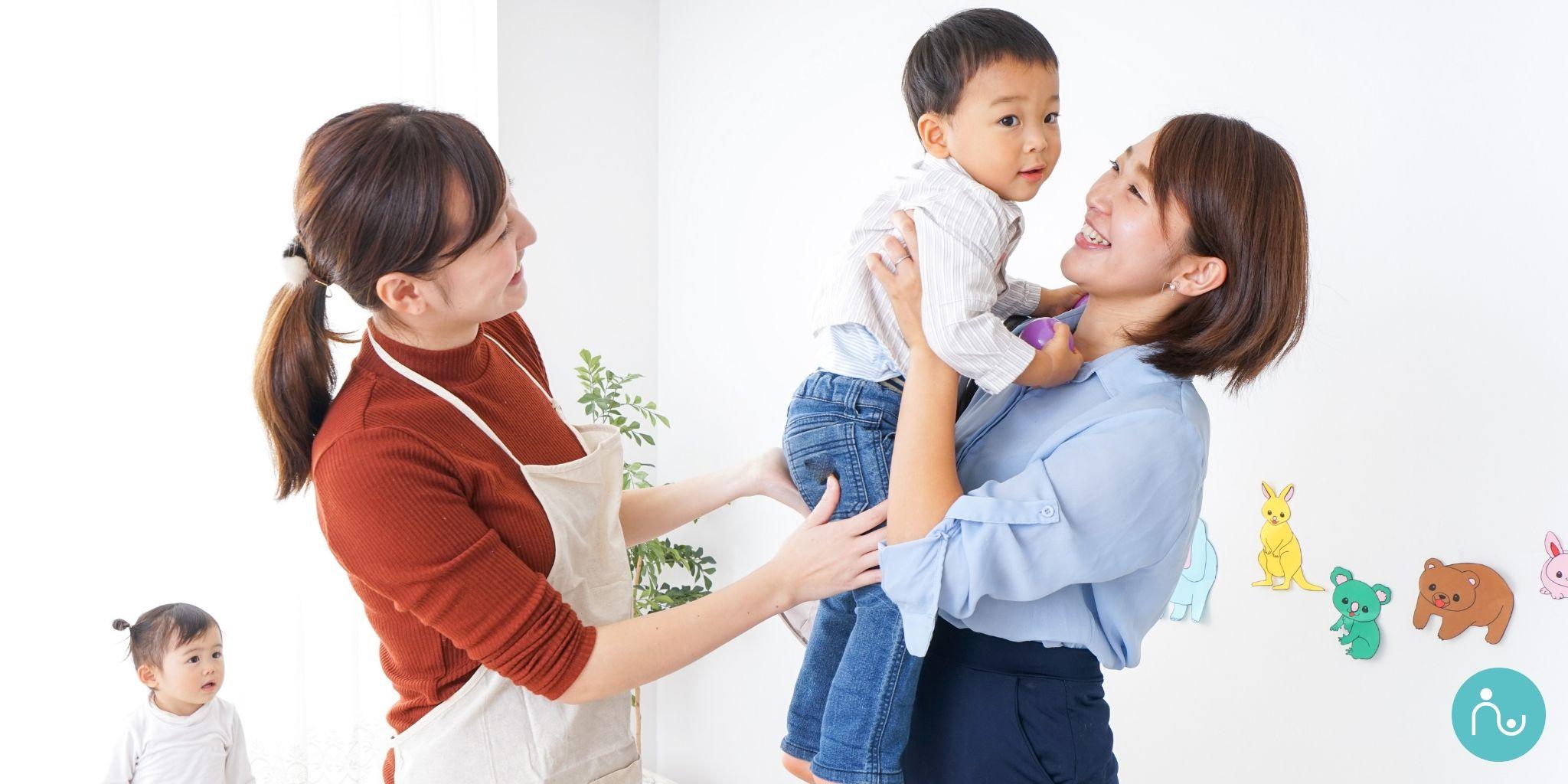 babysitten kinder kennenlernen