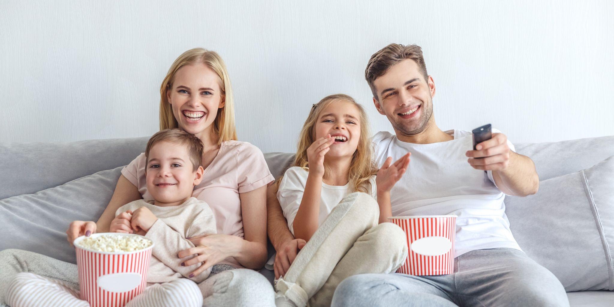 Die besten Filme, um starke Kinder großzuziehen