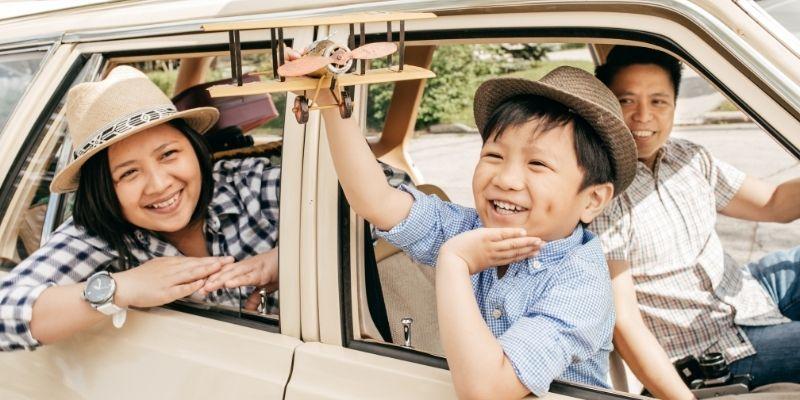 Endlich Familienurlaub | Reisetipps für ein entspanntes Ankommen