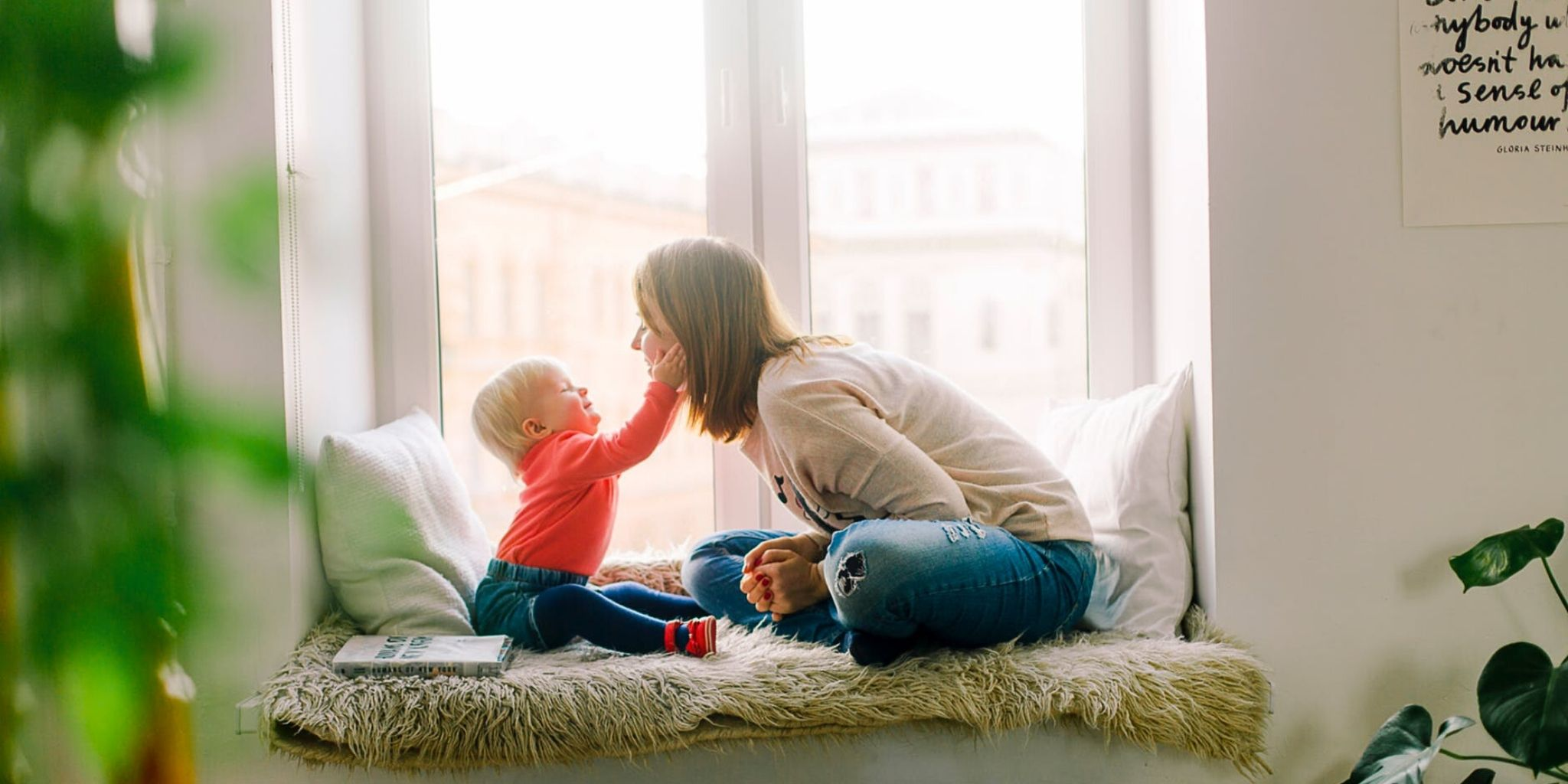 Verschiedene Arten von Babysittern