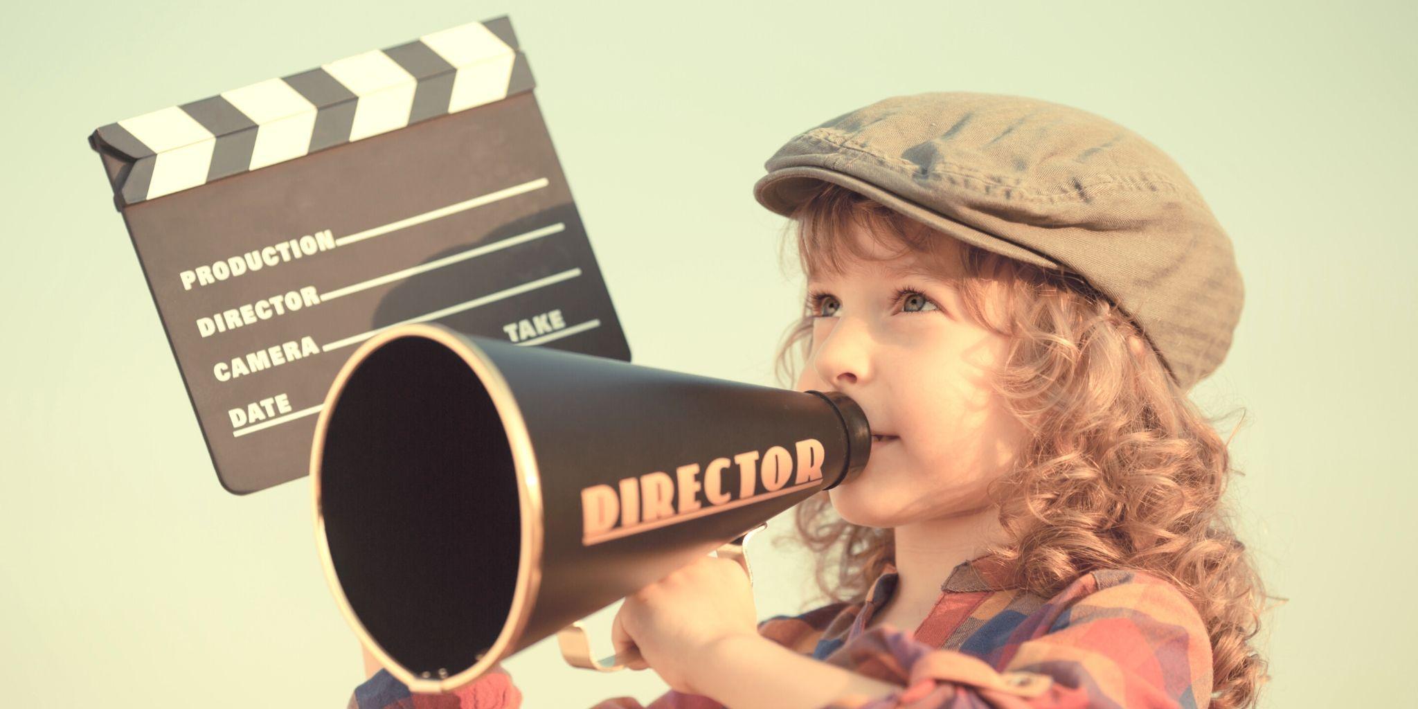 Welche Filme sind gut oder schlecht für die Entwicklung von Kindern
