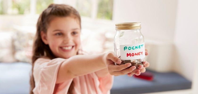 Wie viel Taschengeld ist angemessen für Kinder?