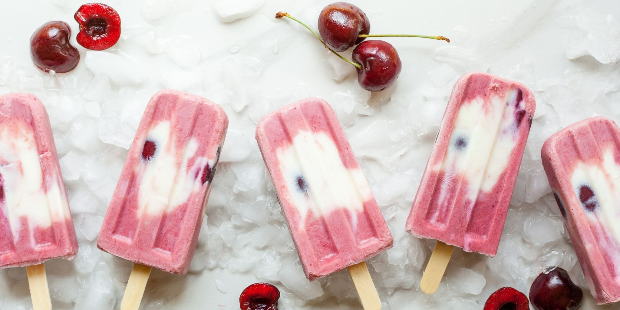 6 Homemade popsicles