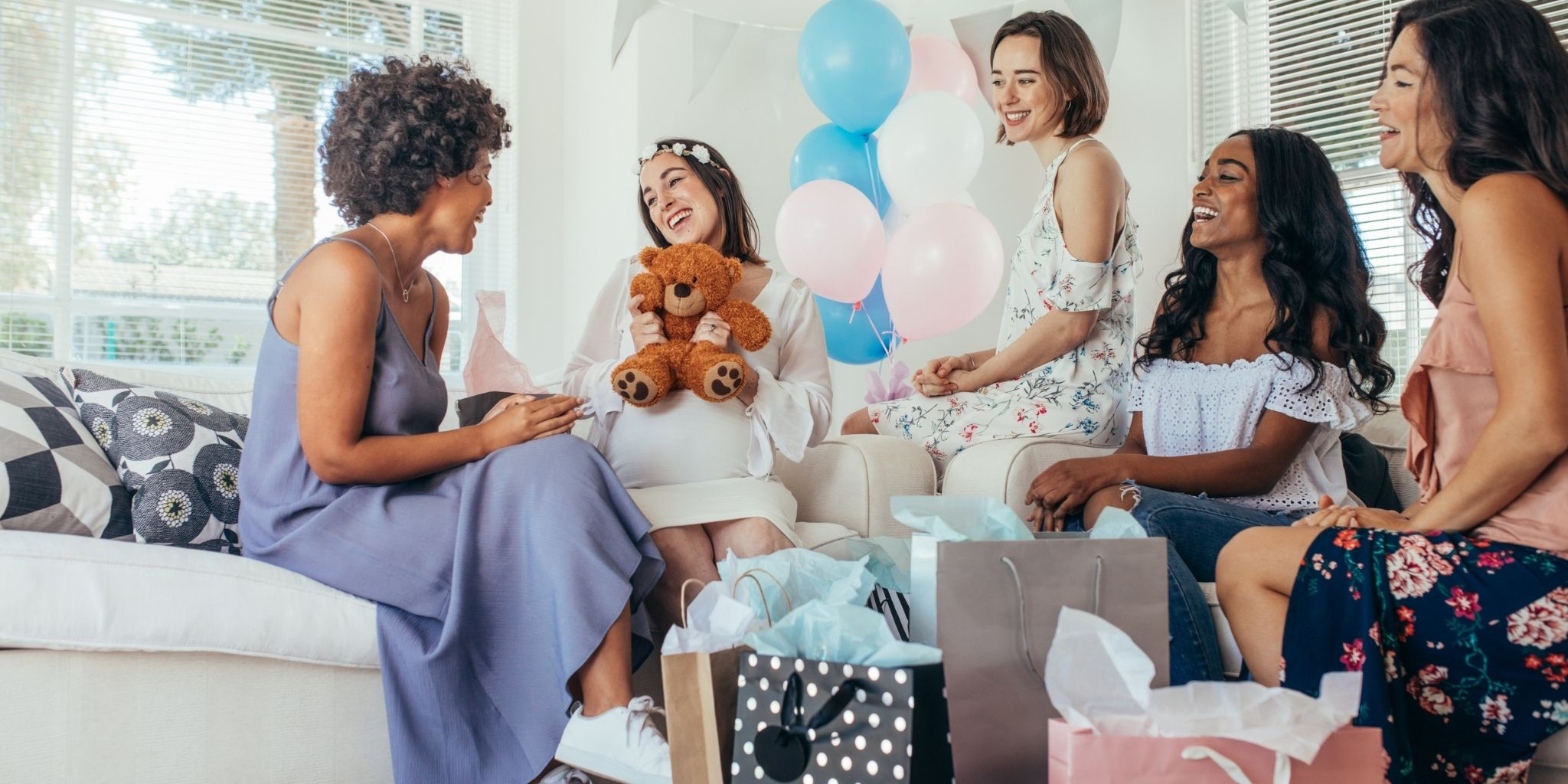 Baby shower tips, games and ideas