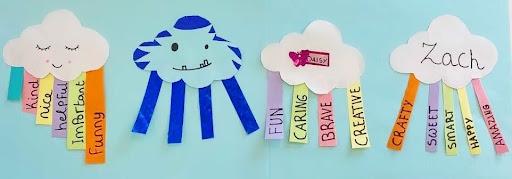 Cloud of Kindness DIY
