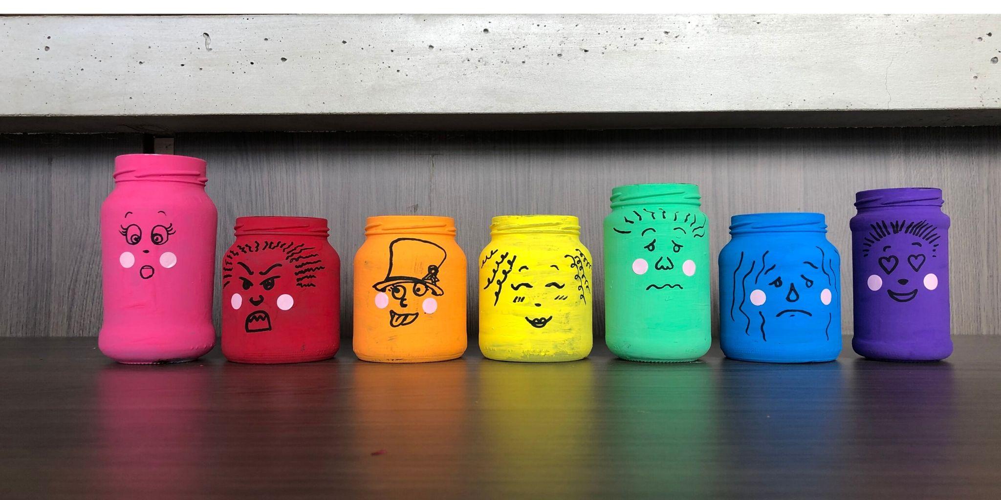 Jars of emotion