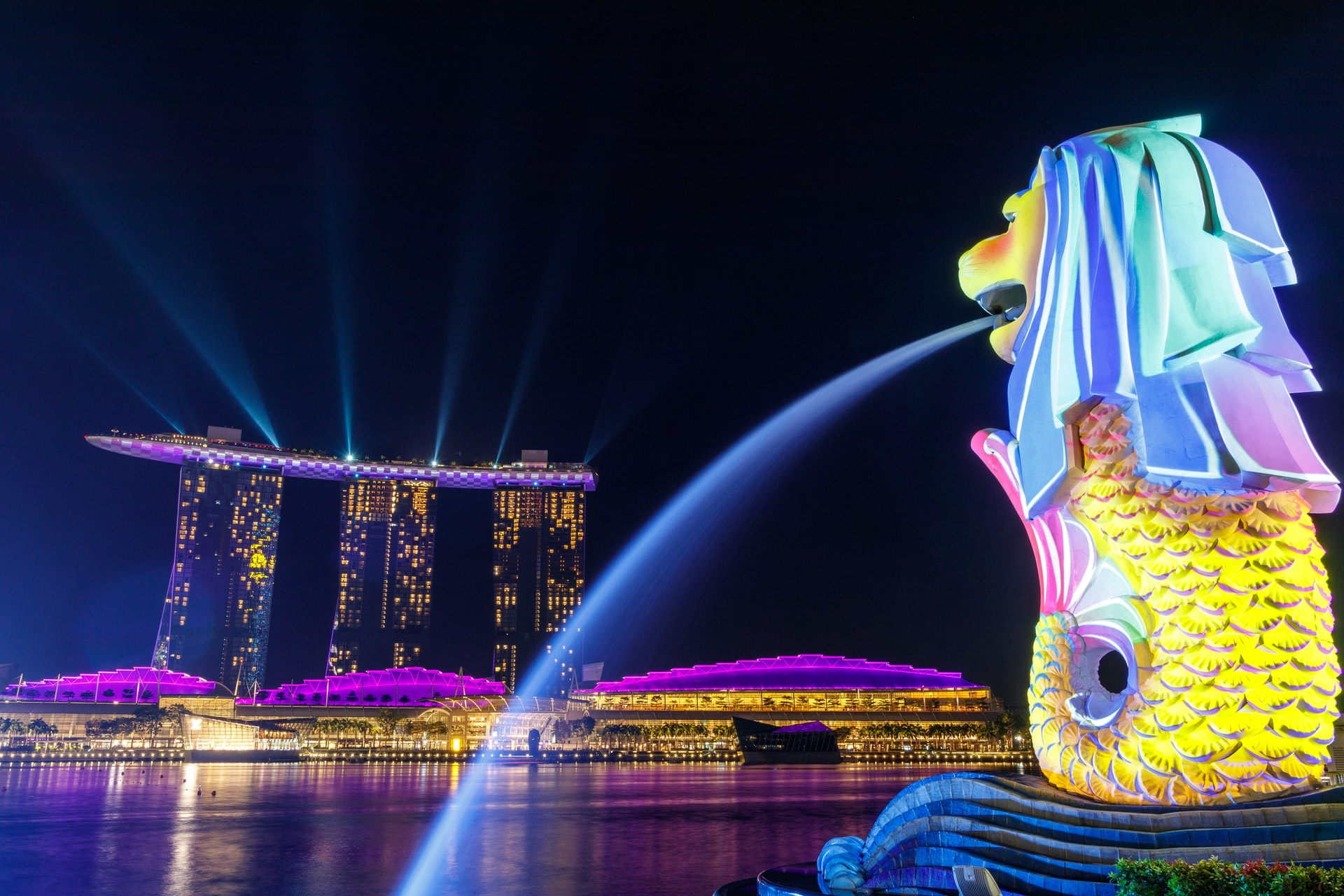 Singapore Facts, Activities and Printable Map for Kids!