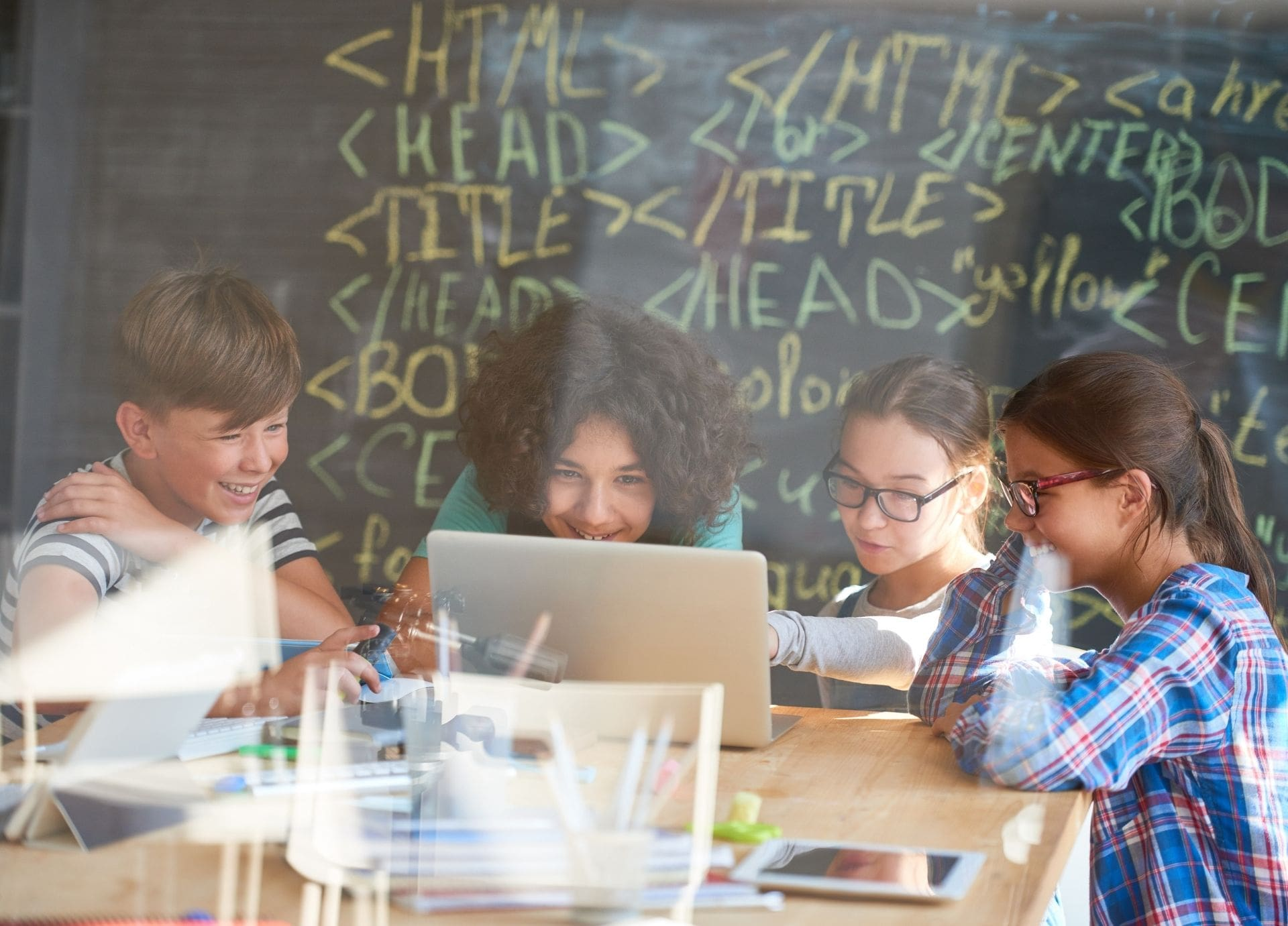 Top Kids Coding Languages (& why you should code!)