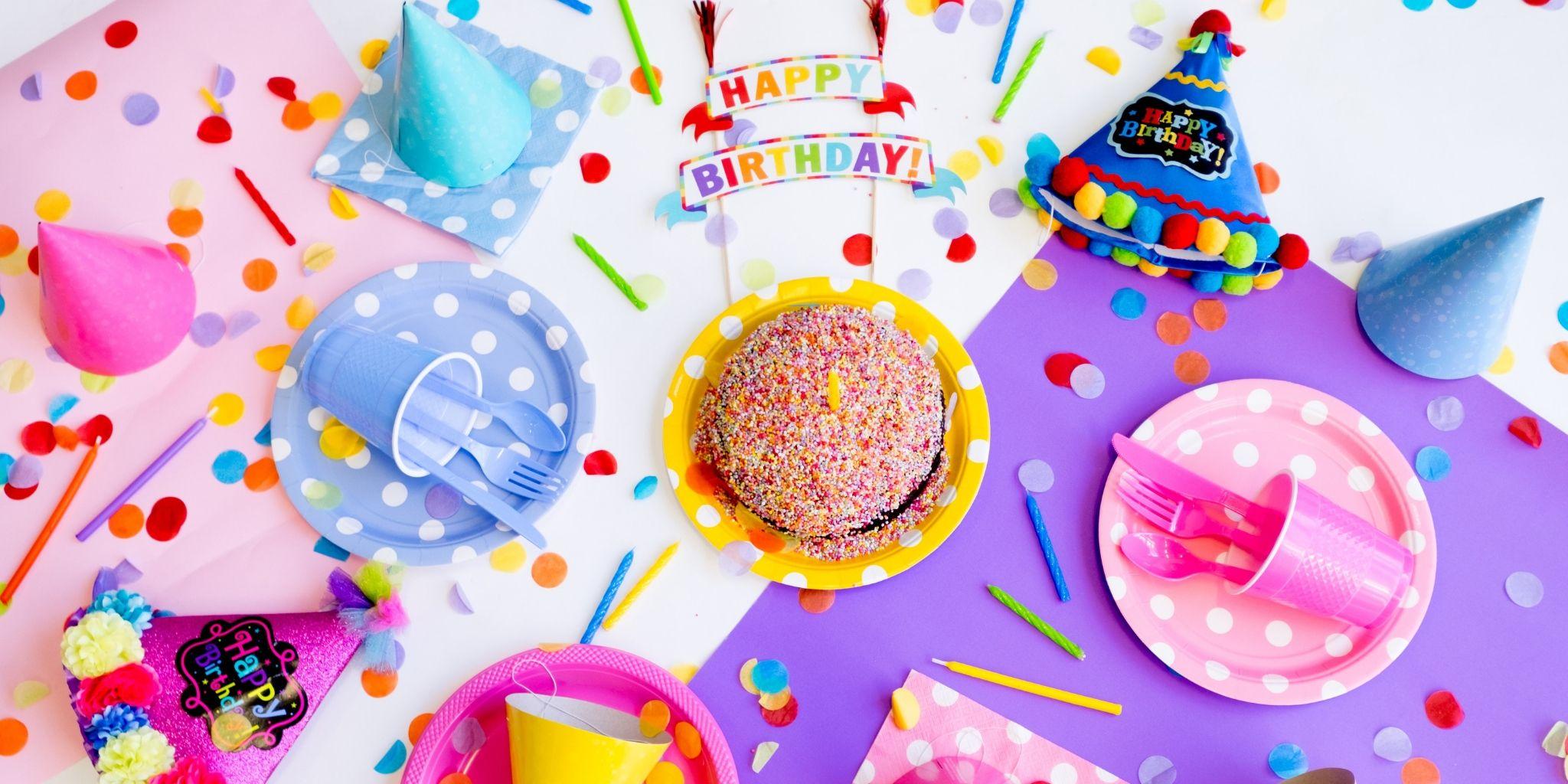 Fiesta de cumpleaños de niños