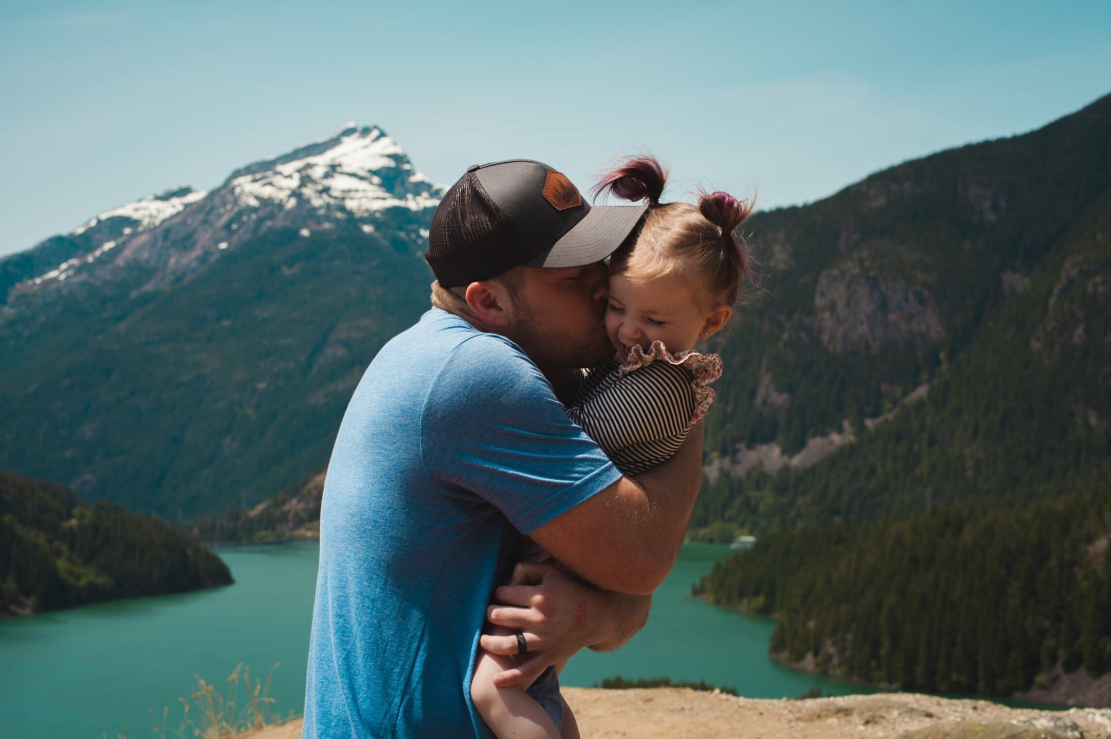 Lo que significa ser papá, según 10 padres alrededor del mundo