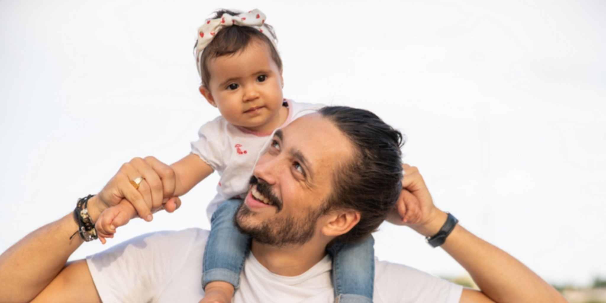 Isähahmon hyödyt lapselle