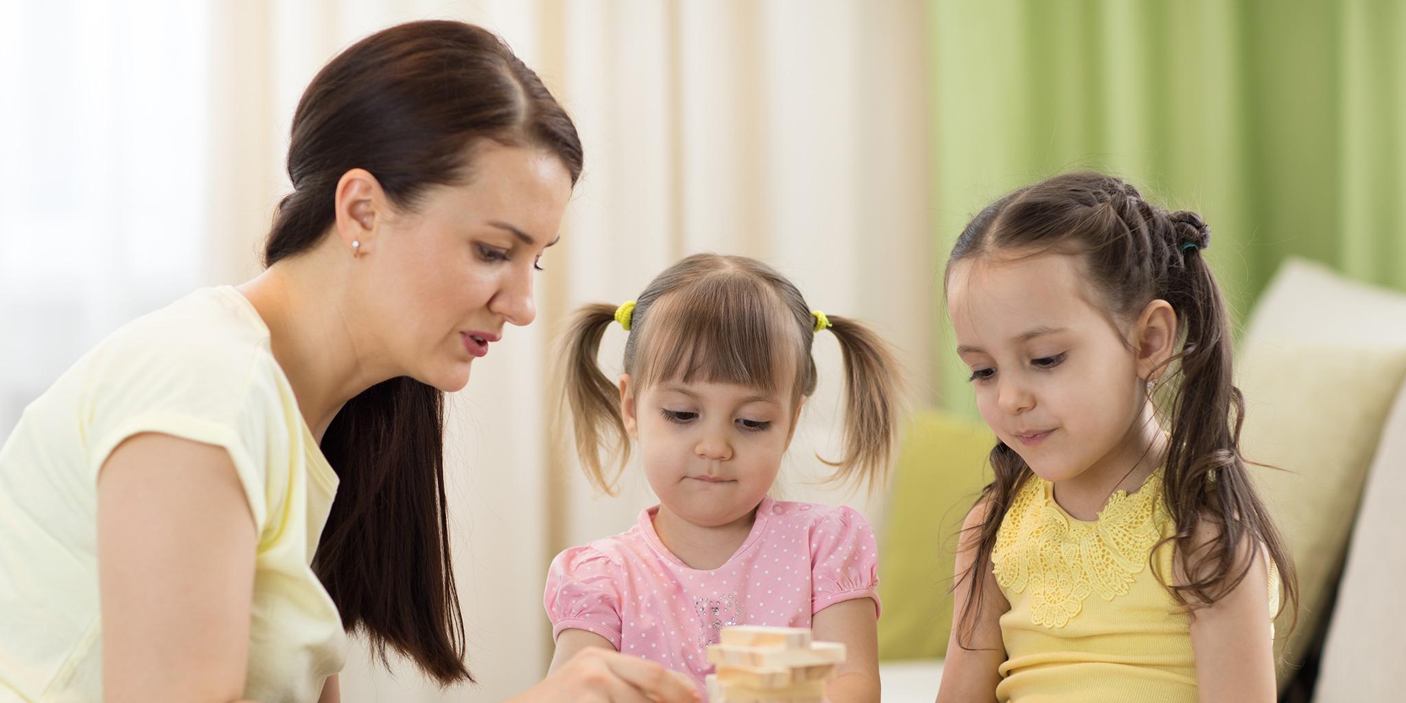Kuinka hoitaa lapsia ensimmäistä kertaa?