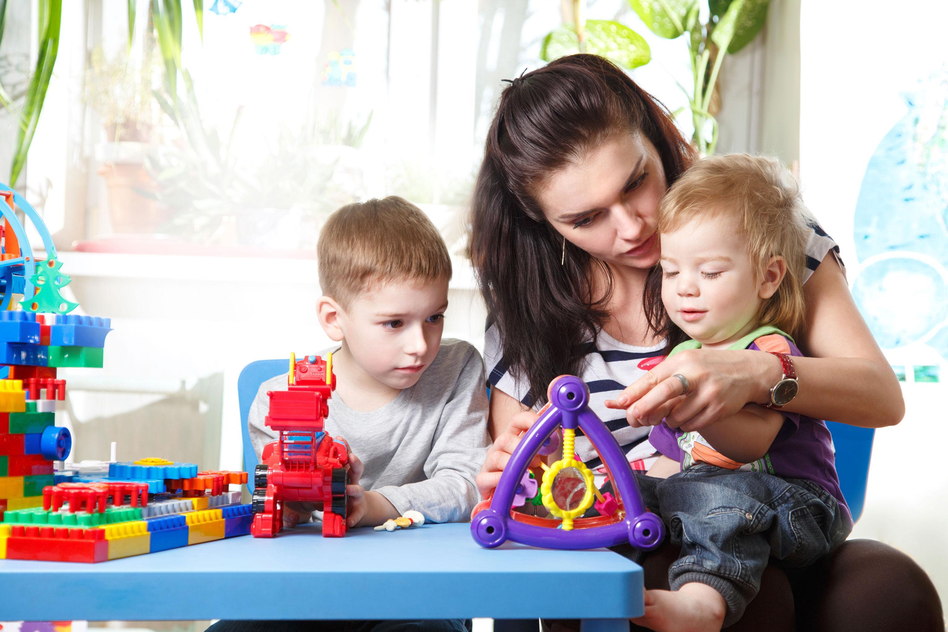 Miksi lastenhoito on paras osa-aikatyö