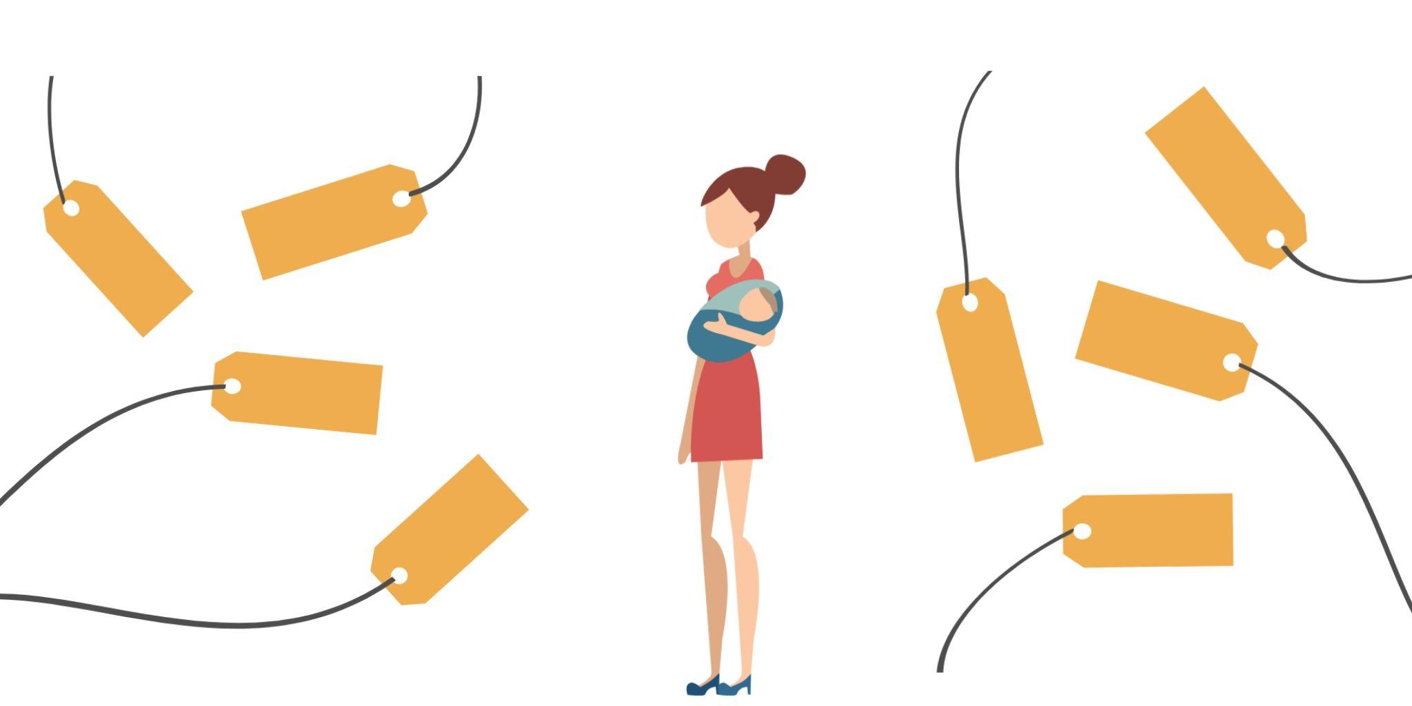 Lastenhoitajan palkka