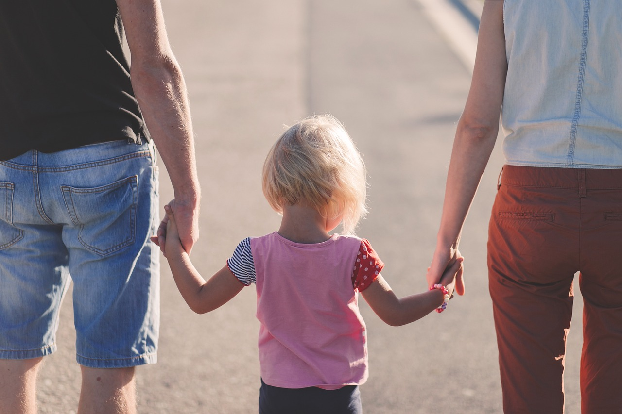 Première garde avec la babysitter