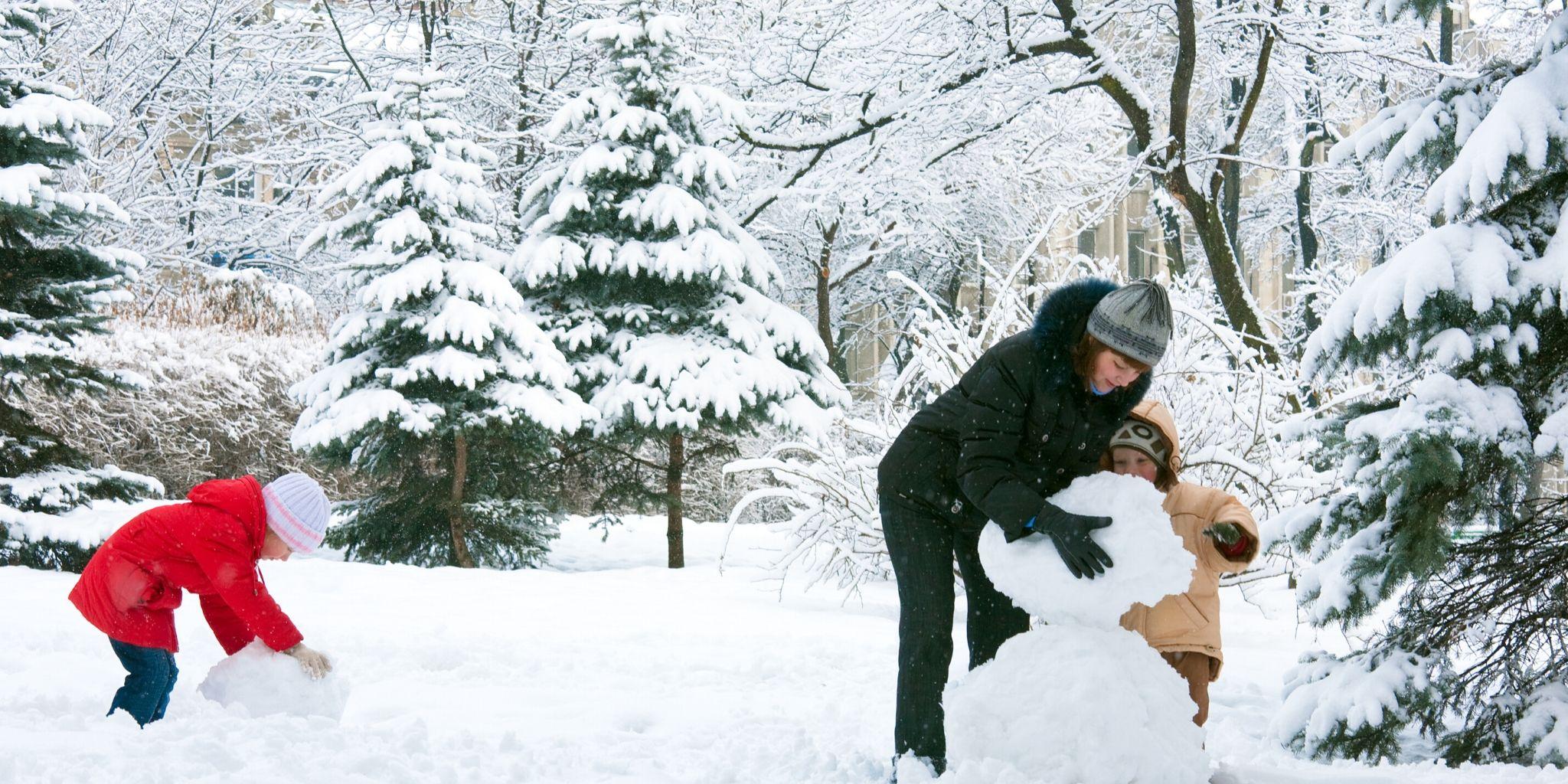 Profitez des vacances d'hiver