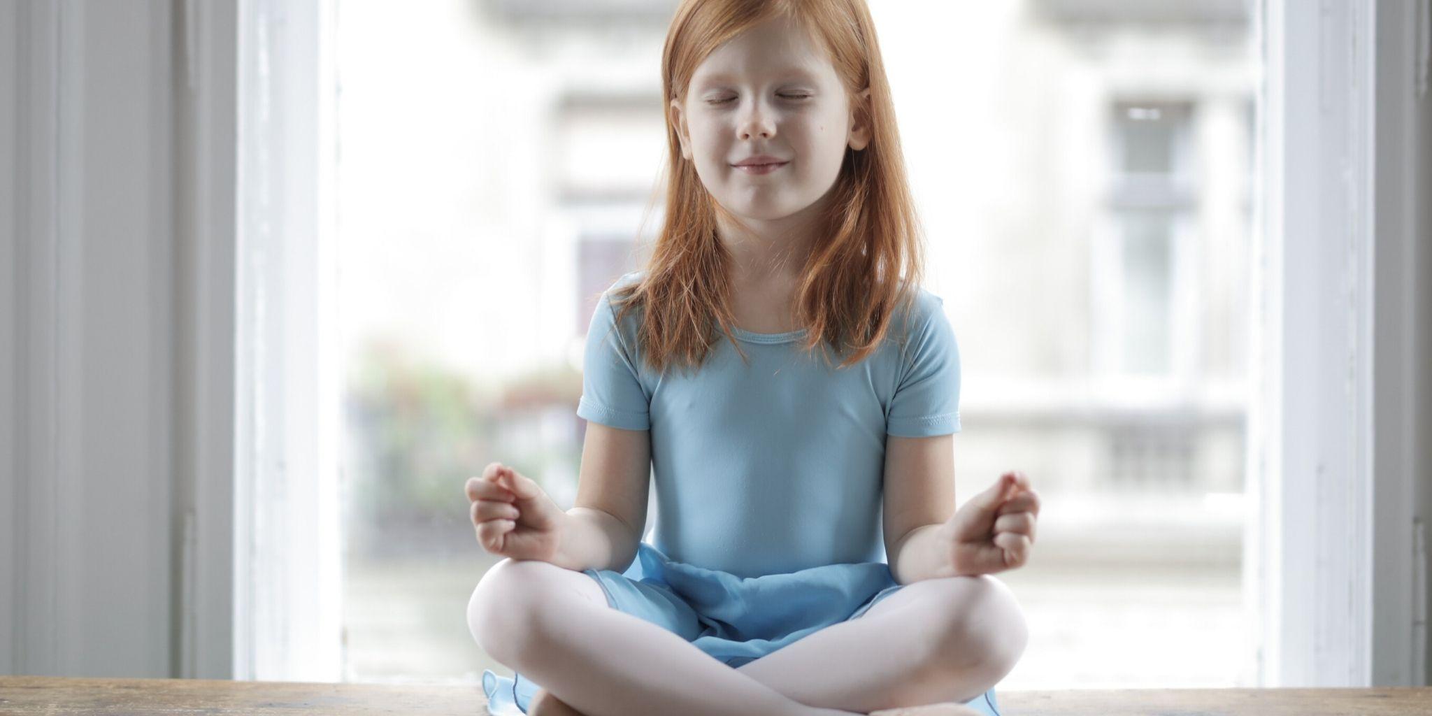 Atelier méditation pour enfant