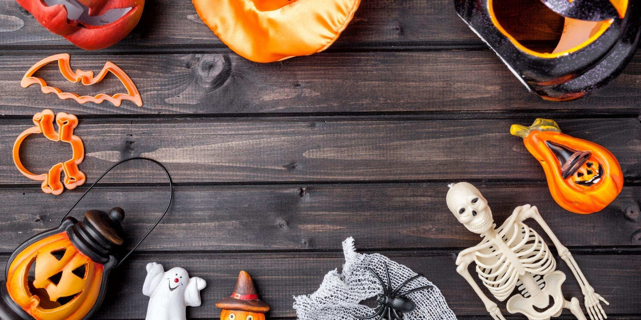 Comment décorer sa maison pour Halloween avec vos enfants ?