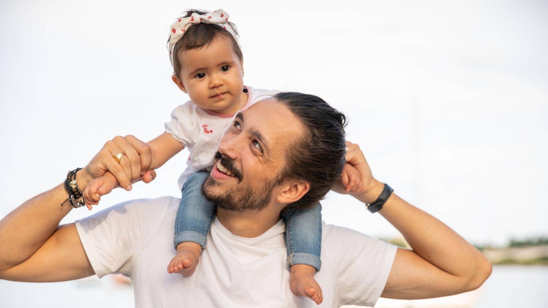 Comment les pères peuvent inspirer leurs enfants