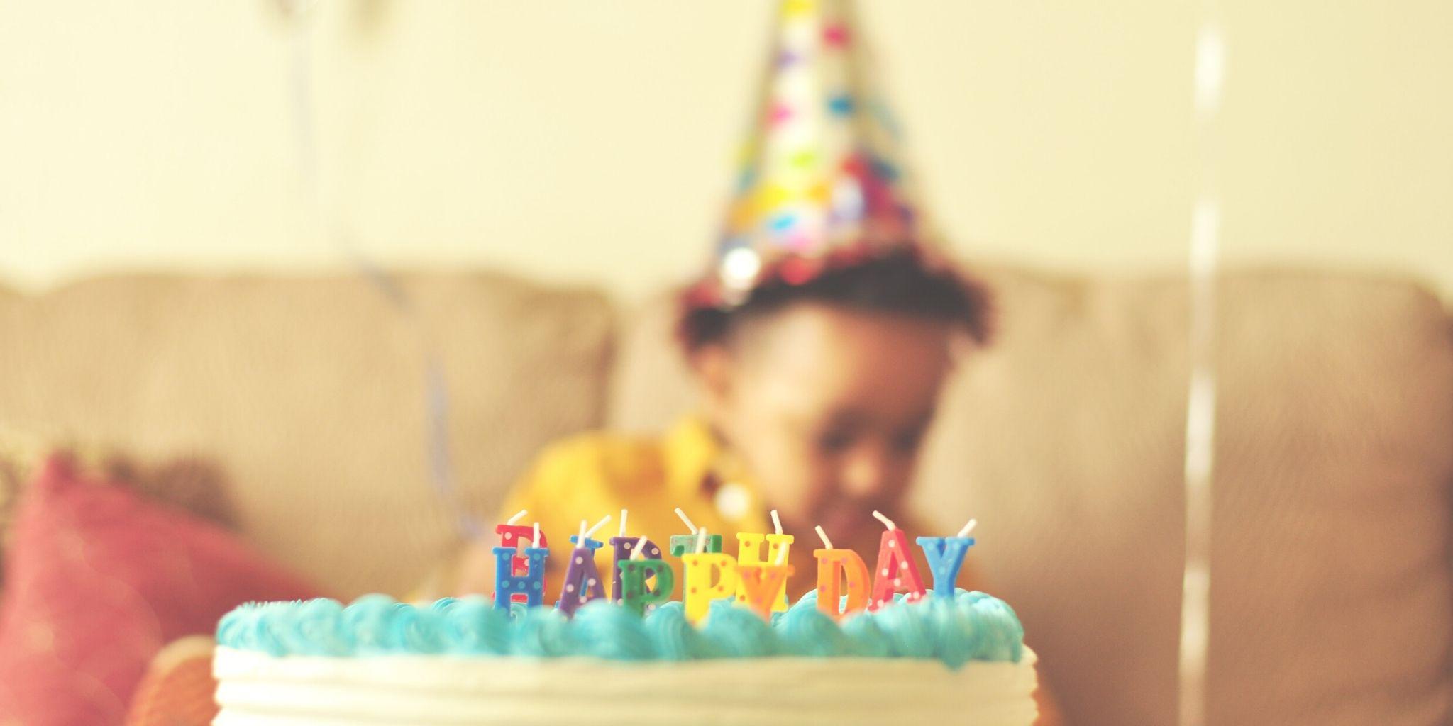 Fêter un anniversaire pendant le confinement