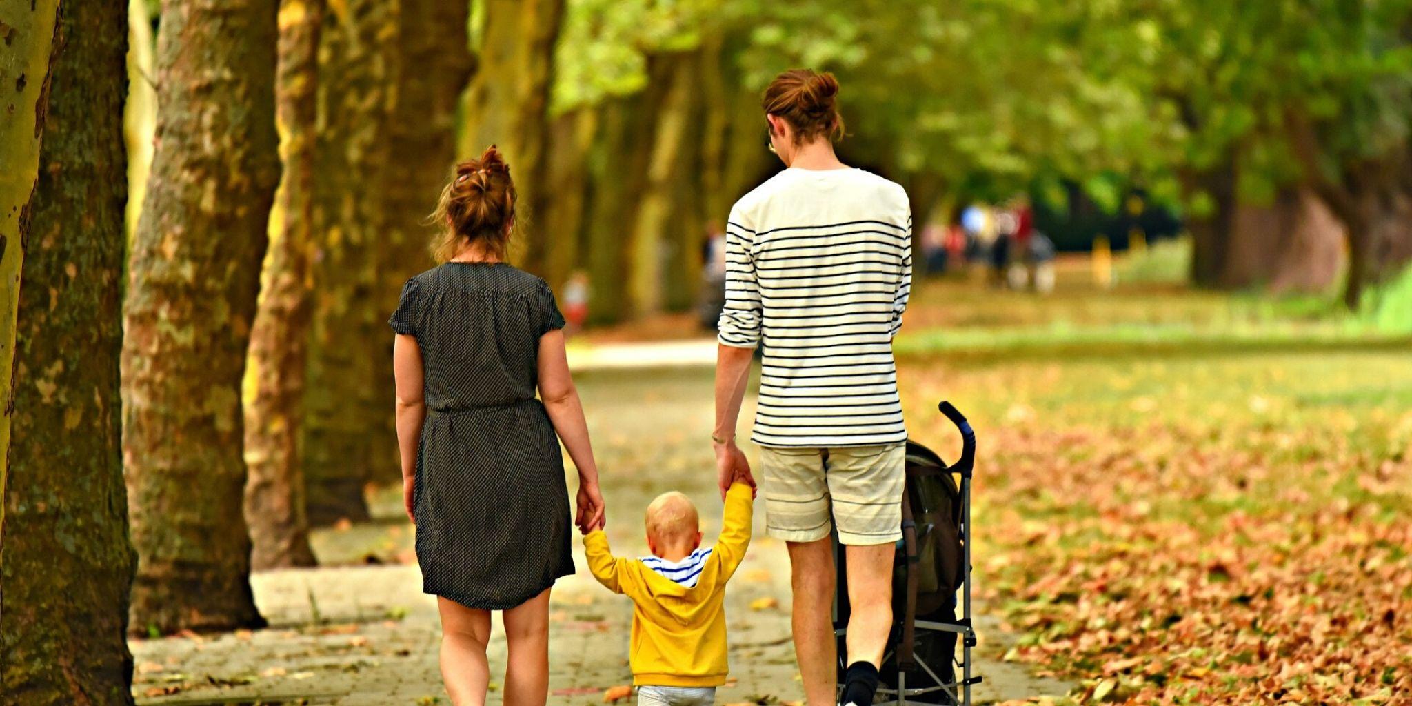 La solidarité parentale : La garde partagée