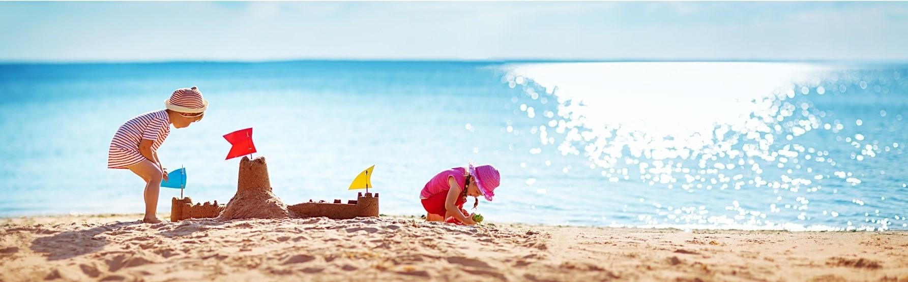 Protégez vos enfants à la plage