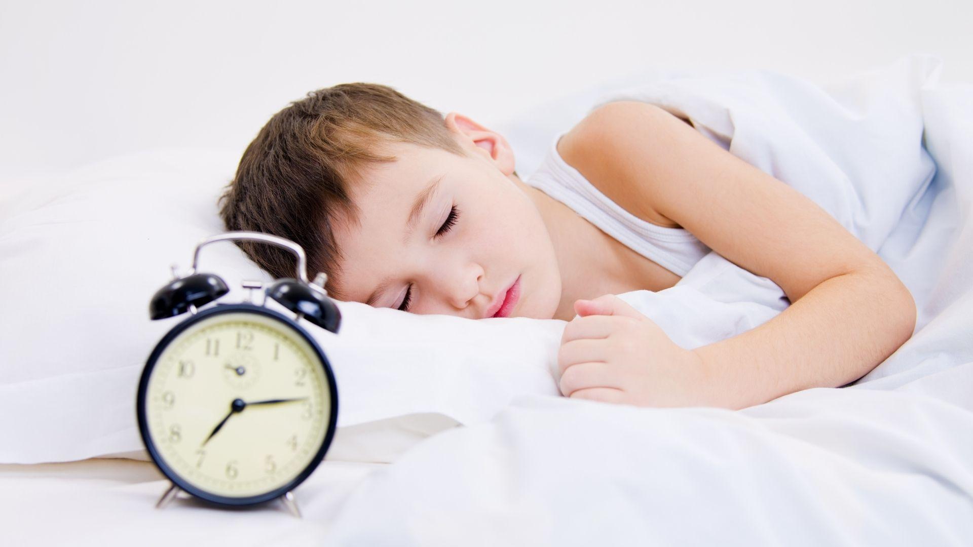 Routine du soir pour les enfants