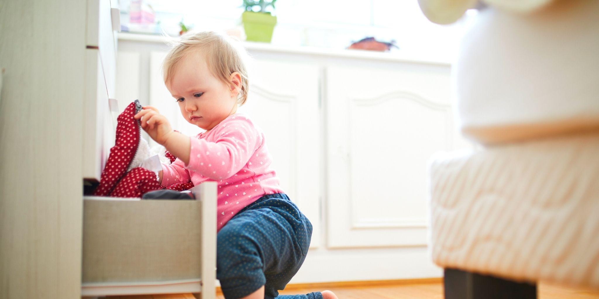 Gyermekbiztos otthoni ellenőrzőlista