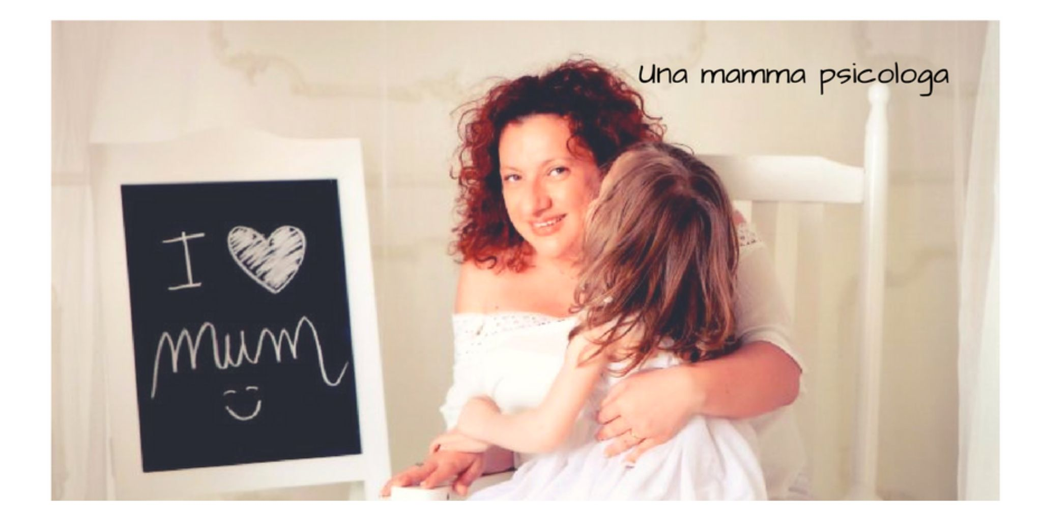Intervista a Rosaria, mamma psicologa