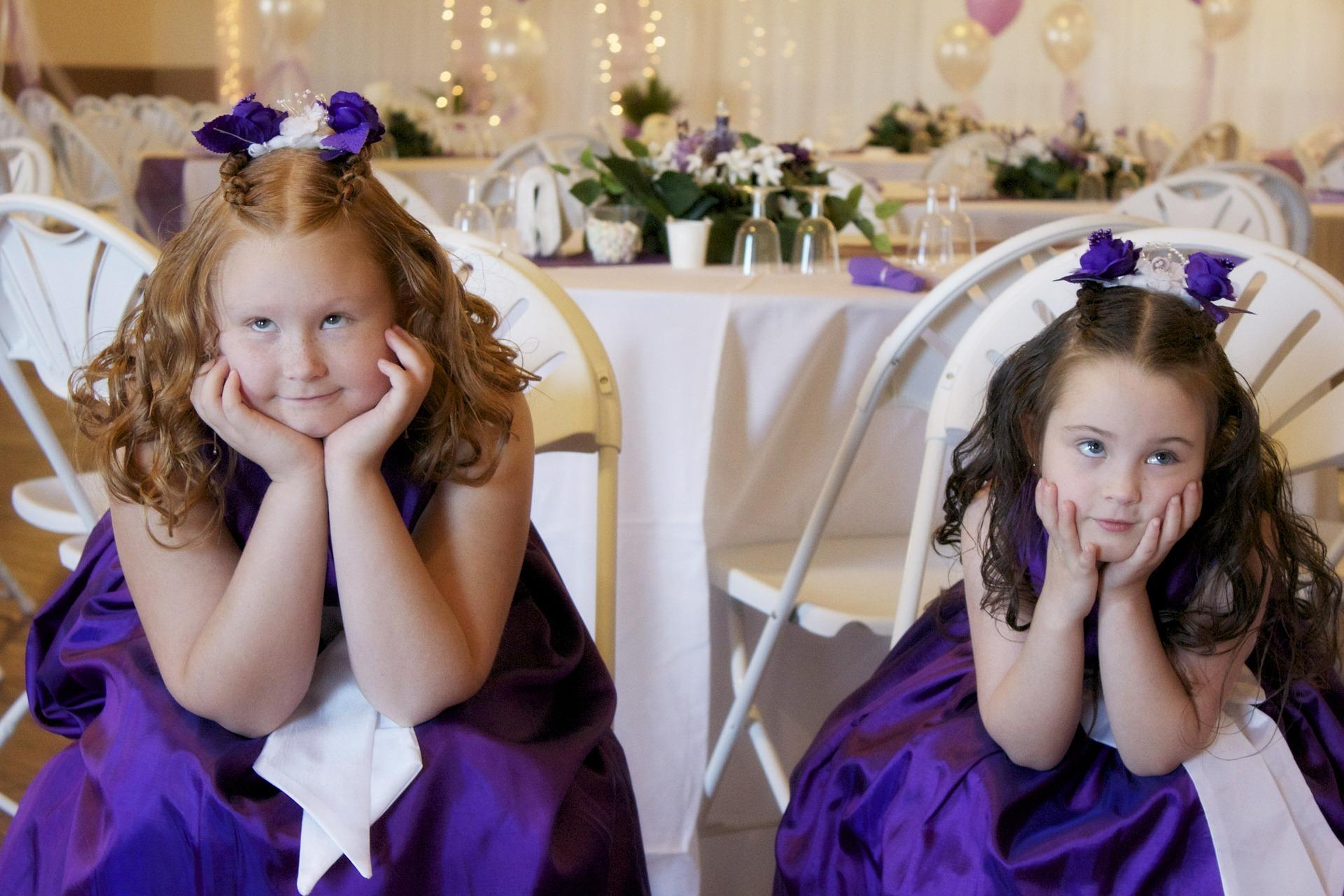 Babysitter al matrimonio: un'alternativa per intrattenere i piccoli invitati!
