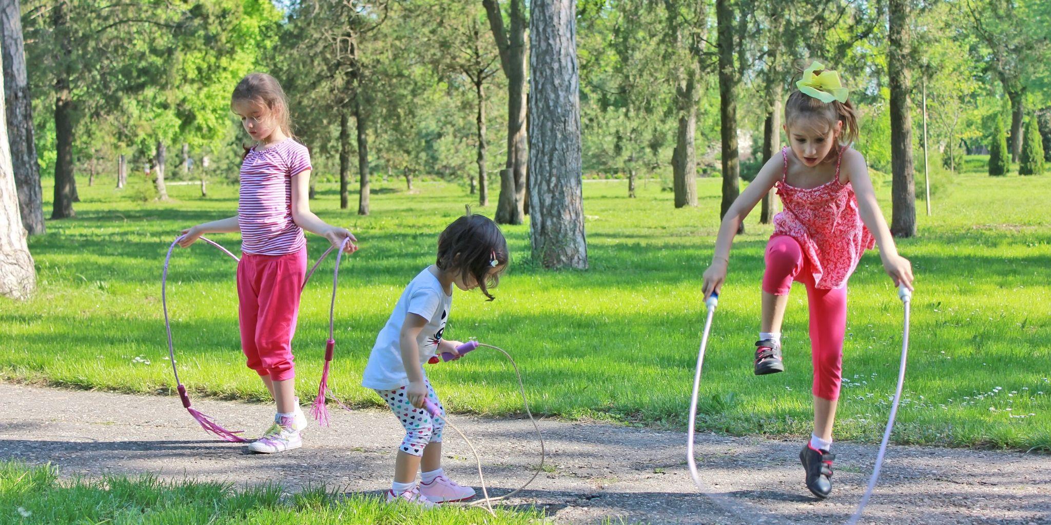 Divertente esercizio da fare con i bambini