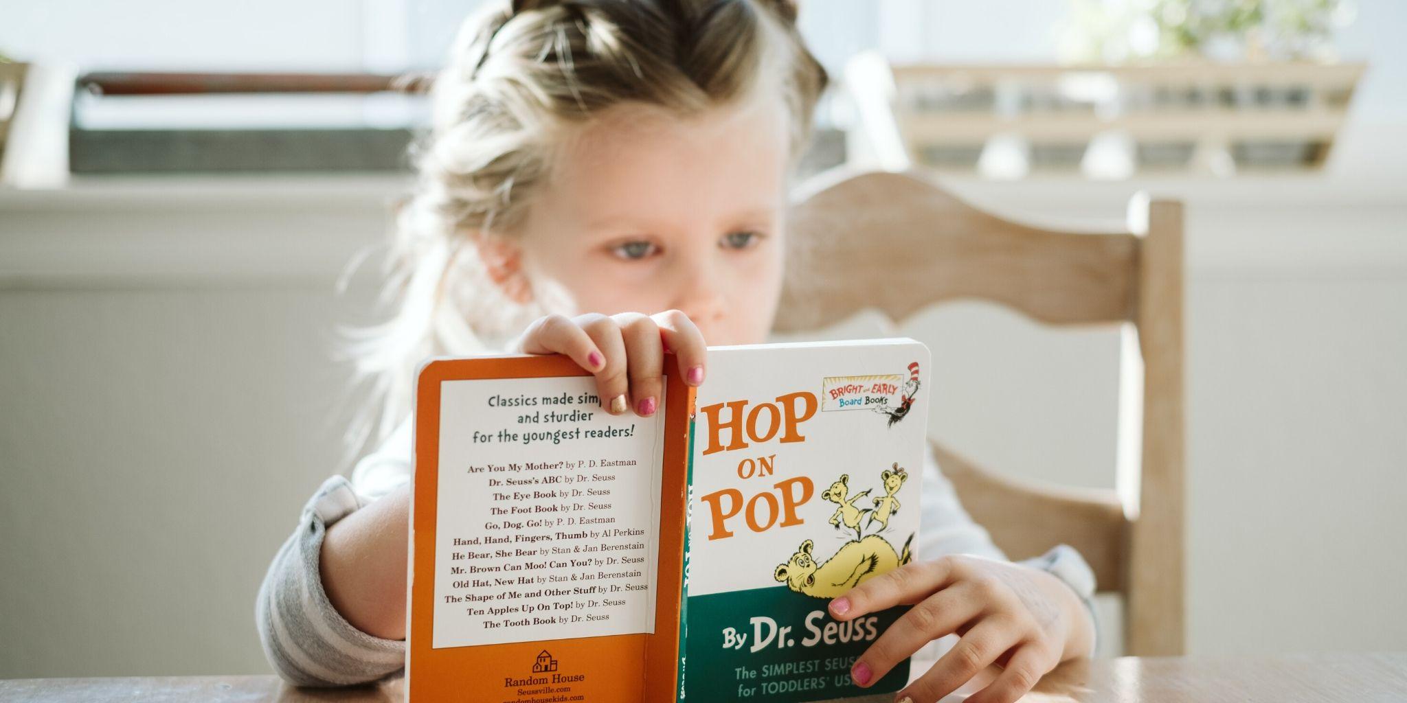 Leggere in inglese con i bambini