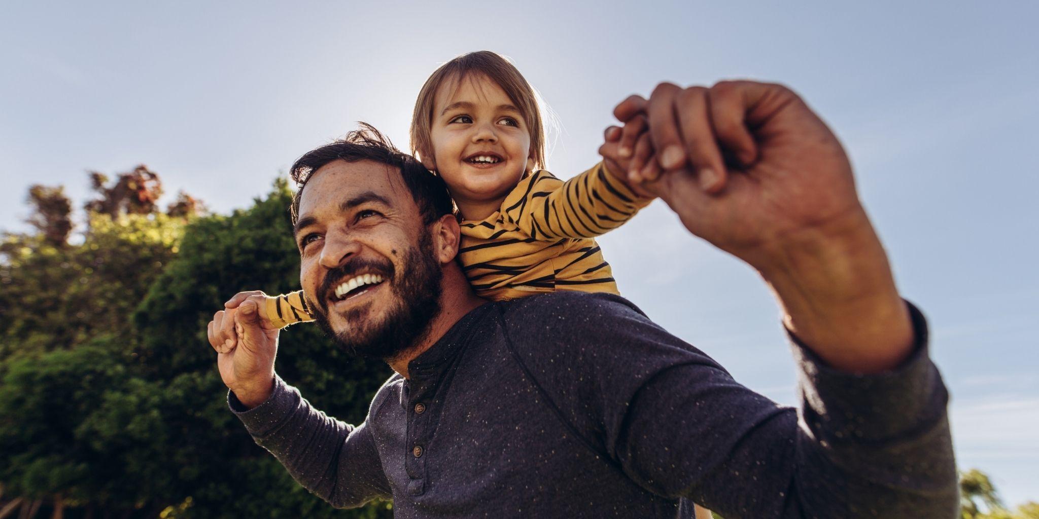 Tėčio vaidmuo vaikų gyvenime