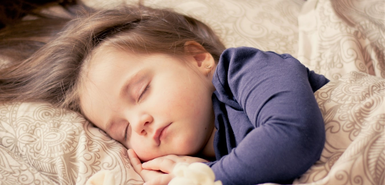 Kaip padėti vaikui užmigti