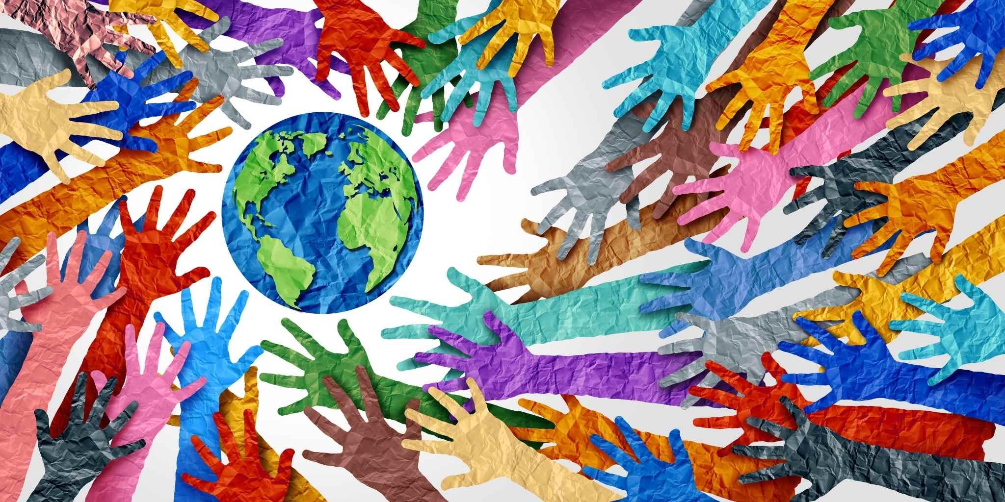 Kultūrinė įvairovė - kaip apie ją kalbėtis su vaikais