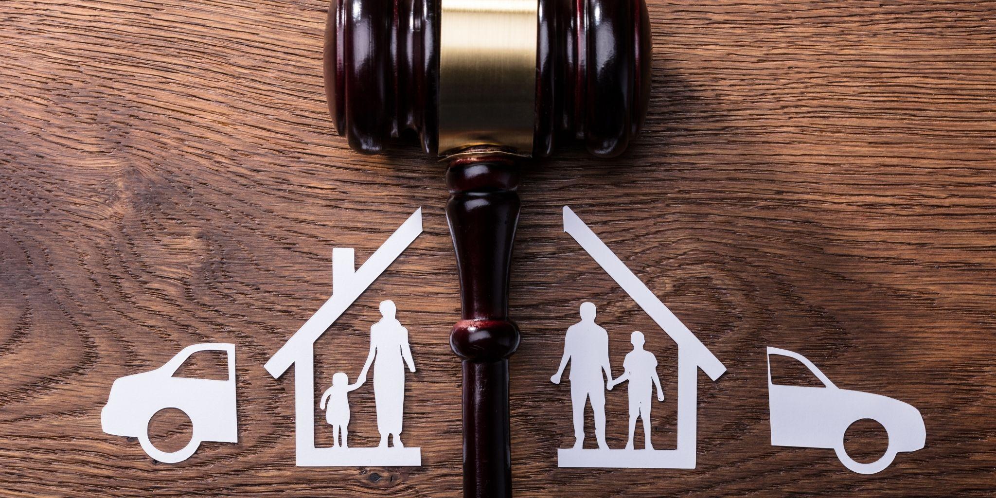 Patarimai vaikų auklėjimui po skyrybų