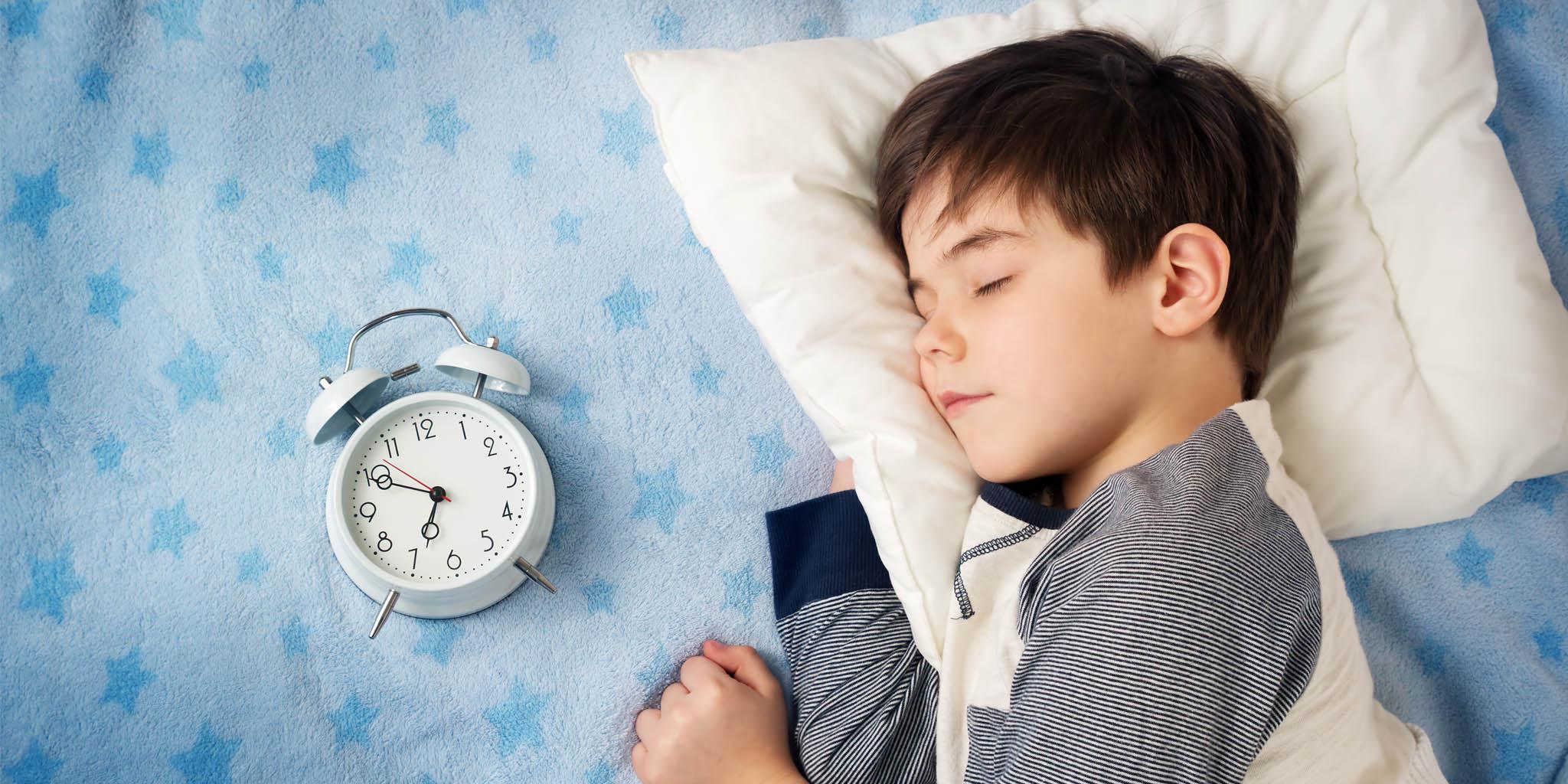 6 Tips untuk Membantu Anak Tidur