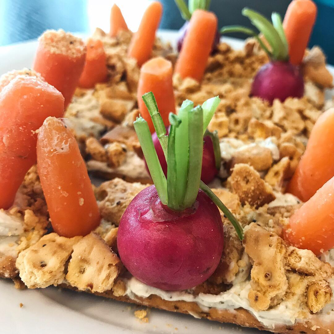 Resepi kebun sayuran sihat