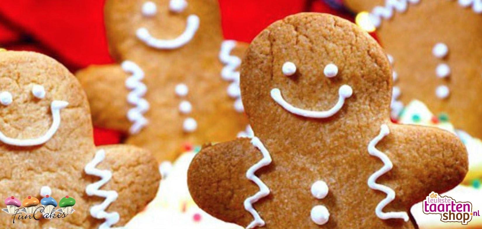 Gezellig samen kerstrecepten bakken