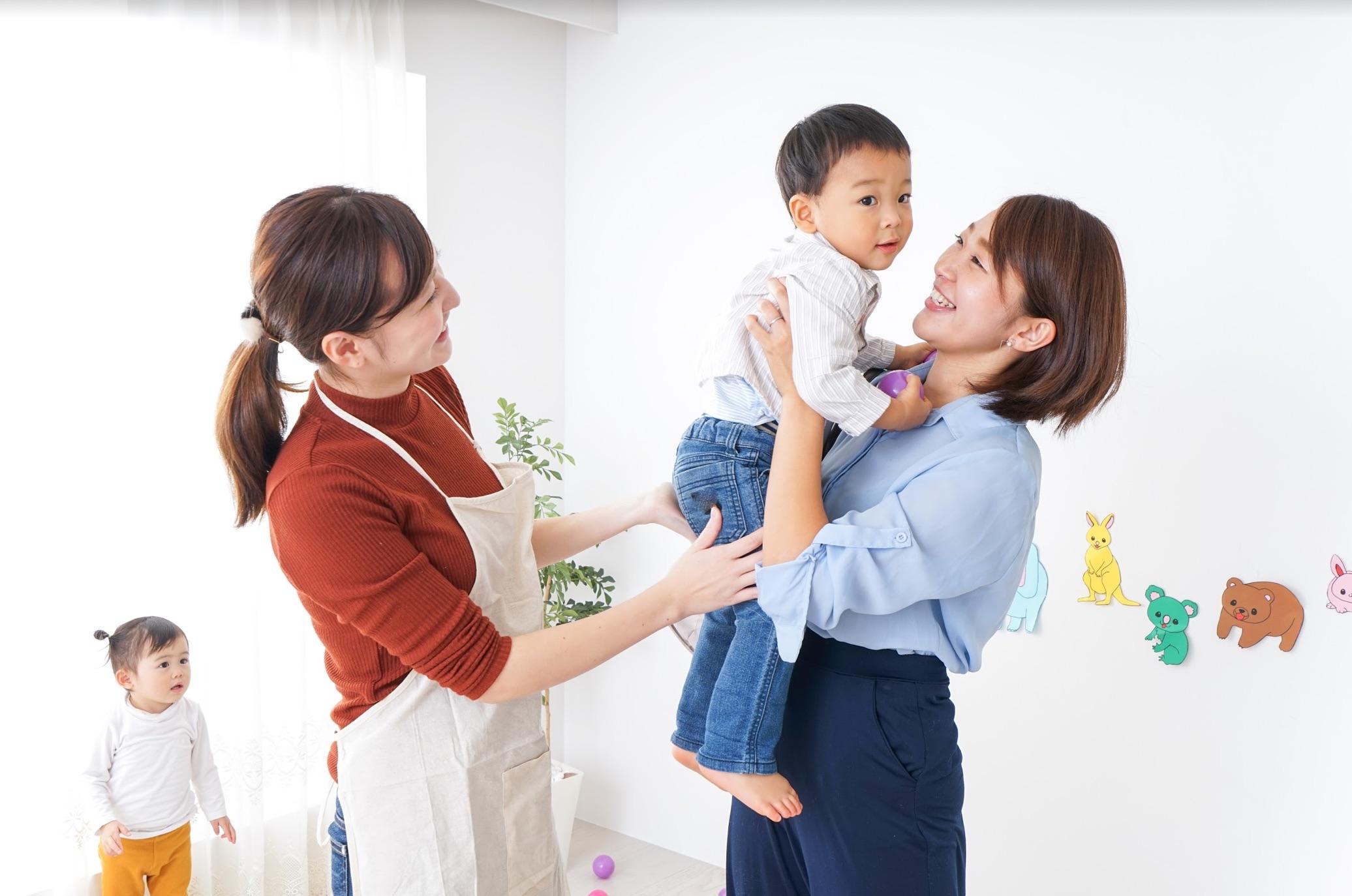 Het eerste contact met het gezin