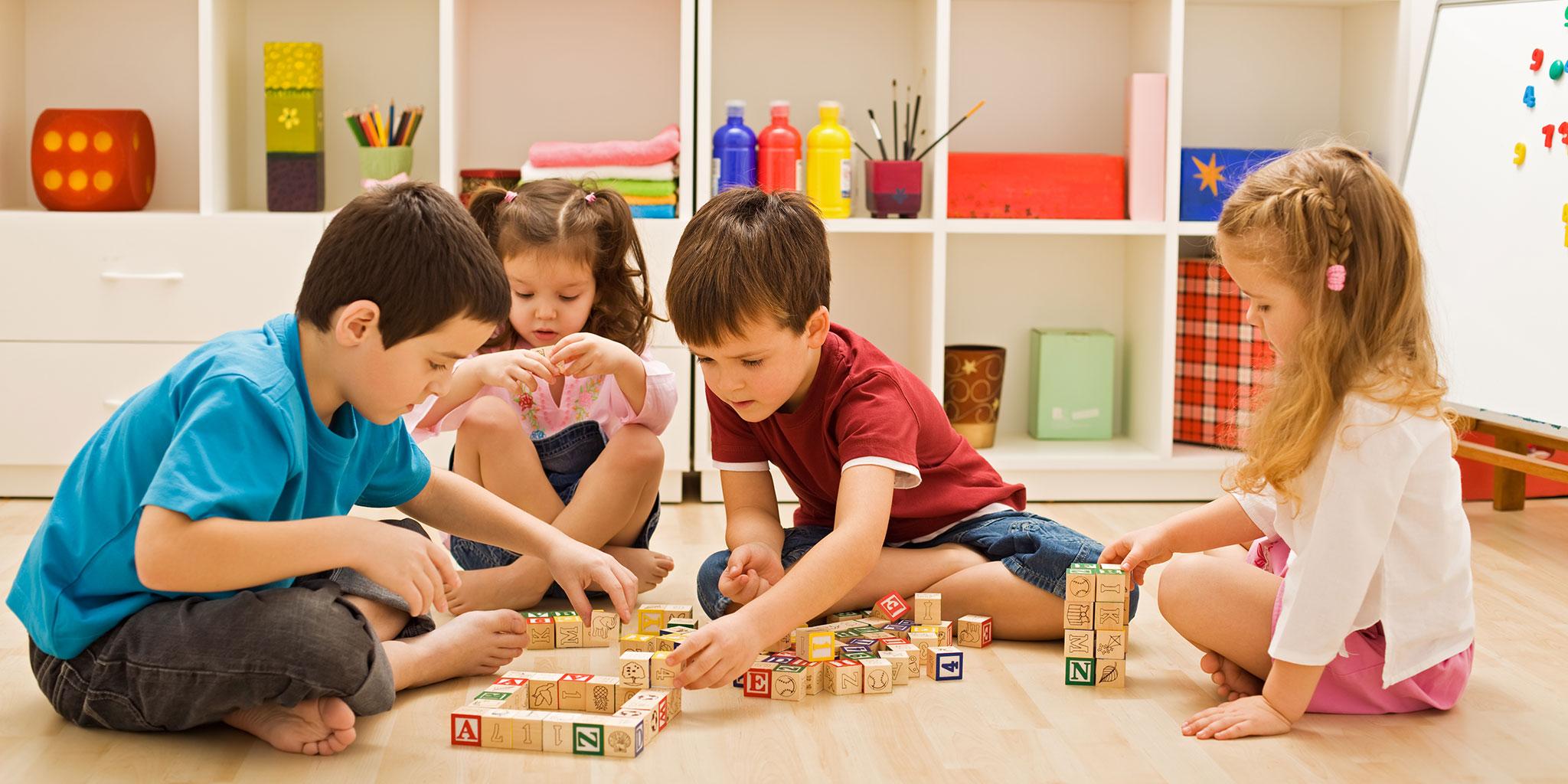 De vormen van kinderopvang