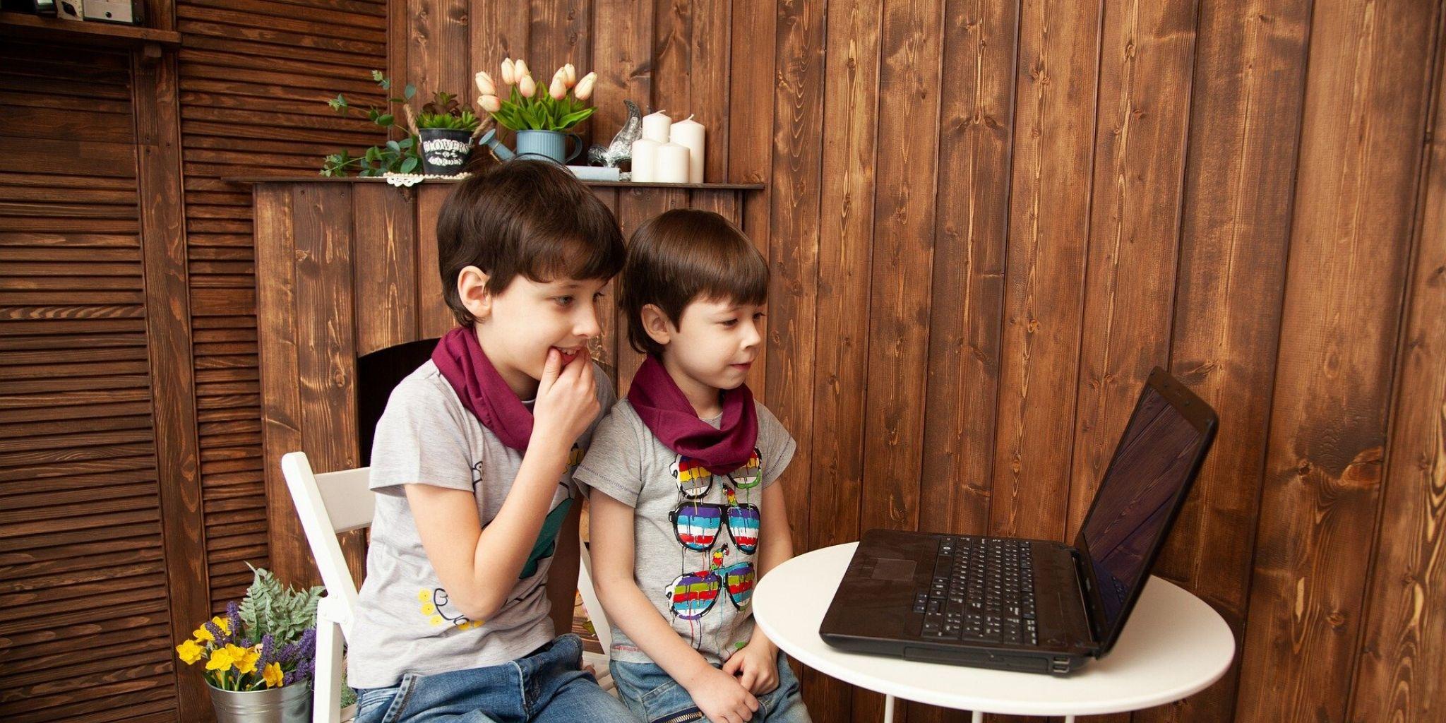 Help kinderen online met huiswerk