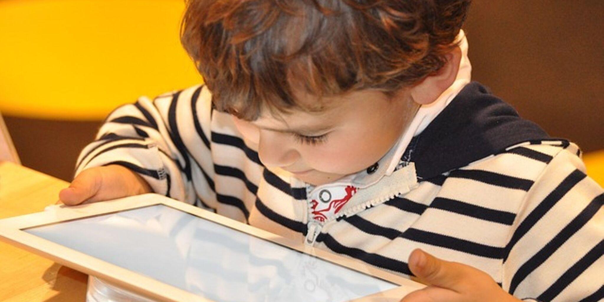 Impact van technologie op kinderen