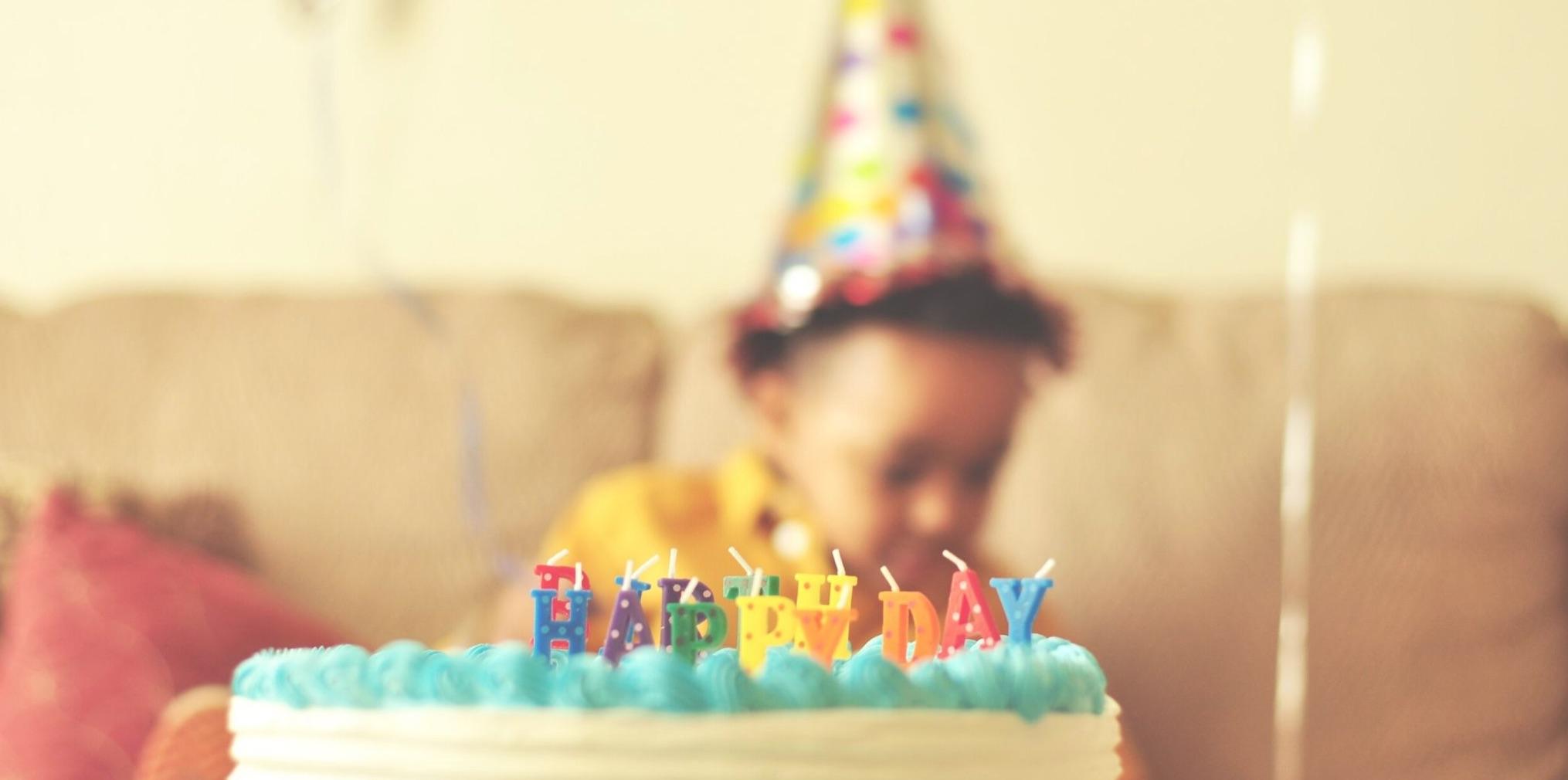 Je verjaardag vieren in tijden van sociale afstand
