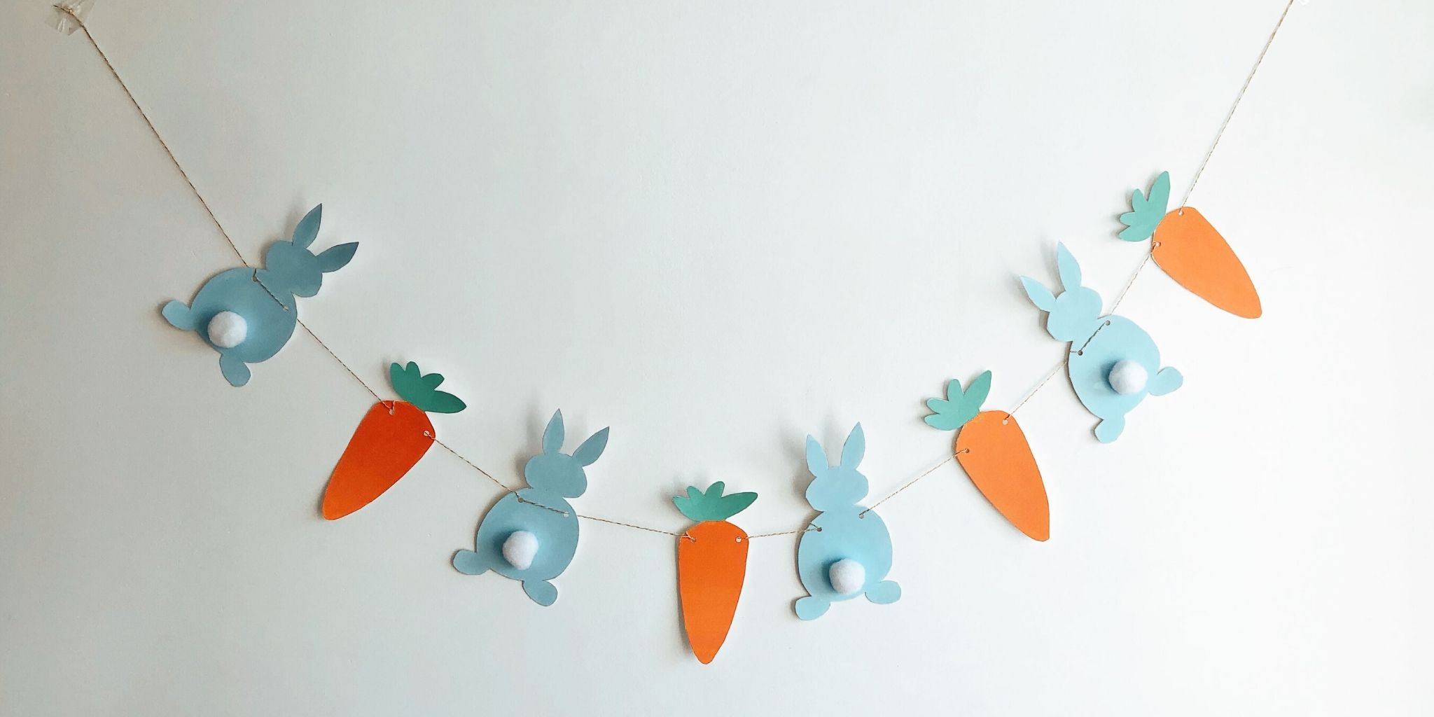 Leuke DIY decoratie voor Pasen