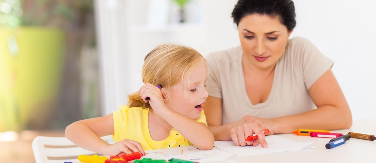 Doe de babysit test
