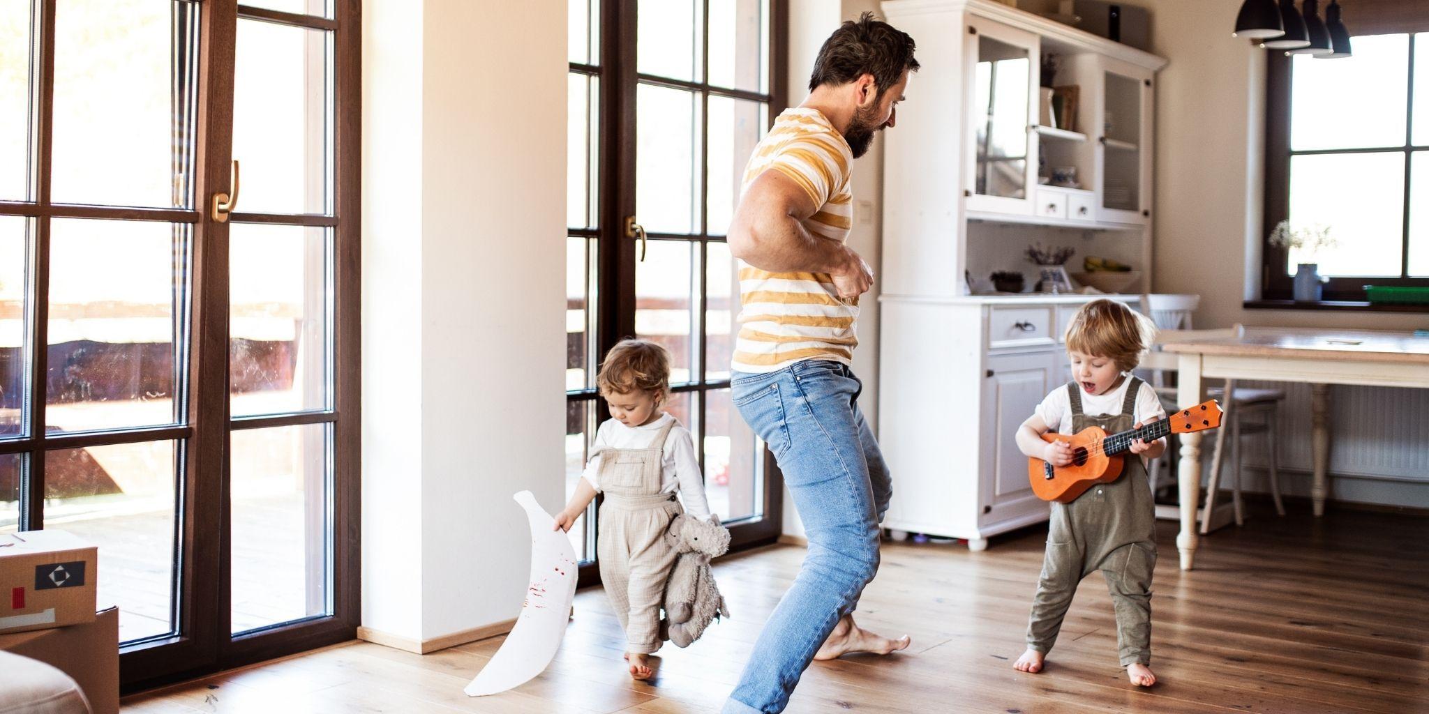 20 atividades para fazer em casa com crianças