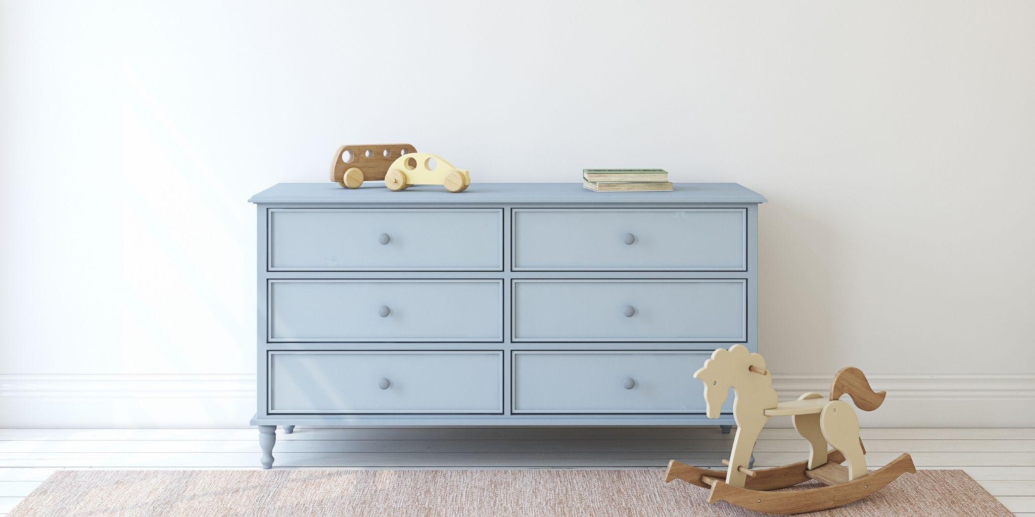 Como decorar um quarto de bebê de forma simples gastando pouco?