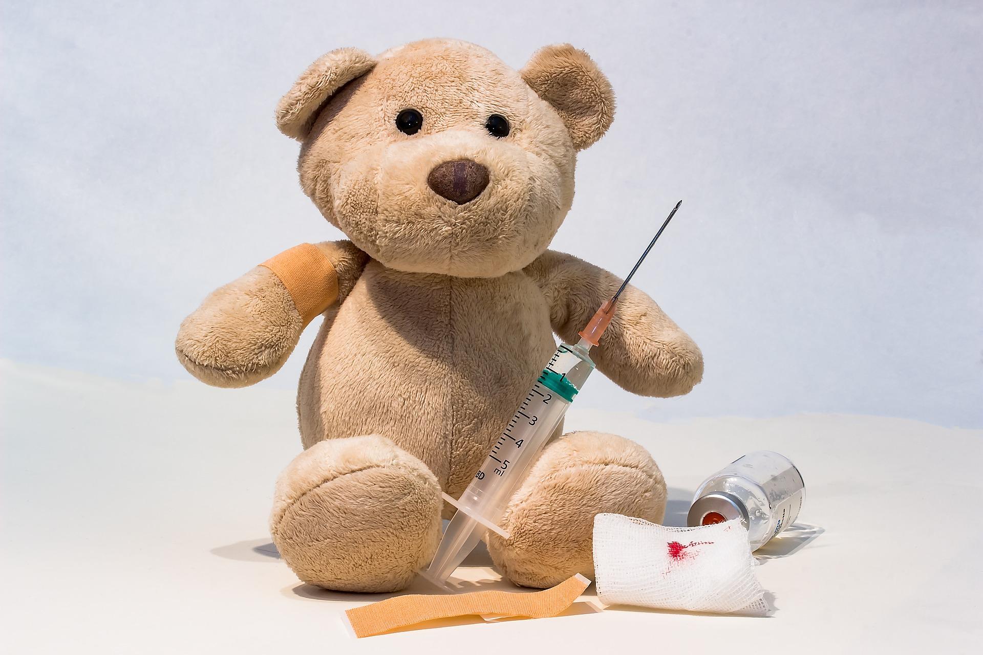 Como explicar a vacina do covid e efeitos secundários para crianças!